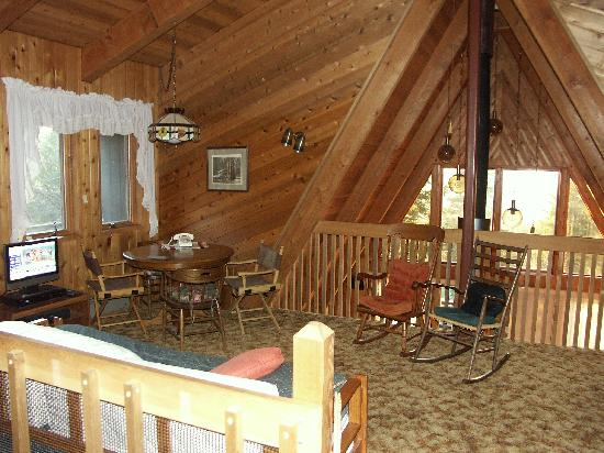Cabin picture of yosemite 39 s scenic wonders vacation for Yosemite national park cabin rentals
