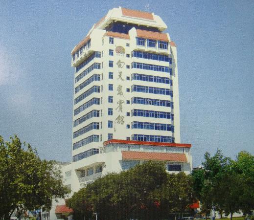 White Swan Hotel: ホテル外観