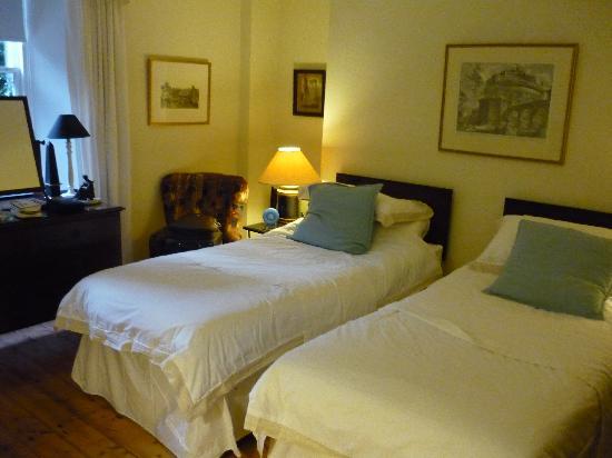 14 Hart Street: Our bedroom
