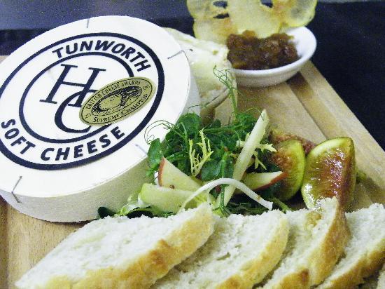 La Bocca: local cheese