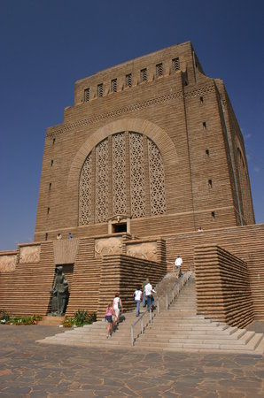 Pretoria, South Africa: Voortrekkers Monument