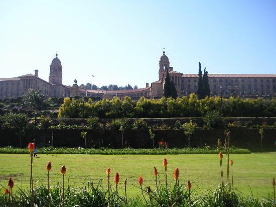 Pretoria, Afrique du Sud : Union Buildings