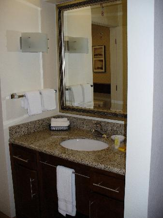 Residence Inn Toledo Maumee: Vanity