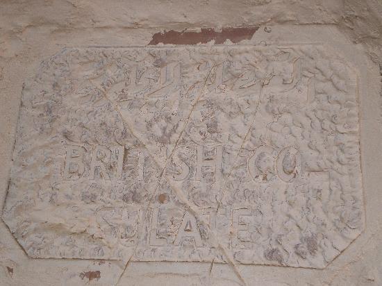 Ghadames City: British Consul sign