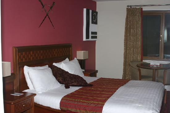 Claremorris, İrlanda: Bedroom