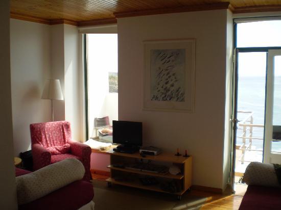 A Casa d' Arriba : Lounge area