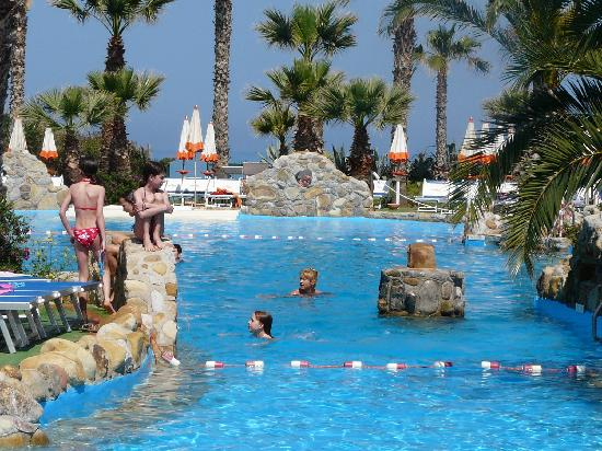 Hotel Club Plaia d'Himera : piscine