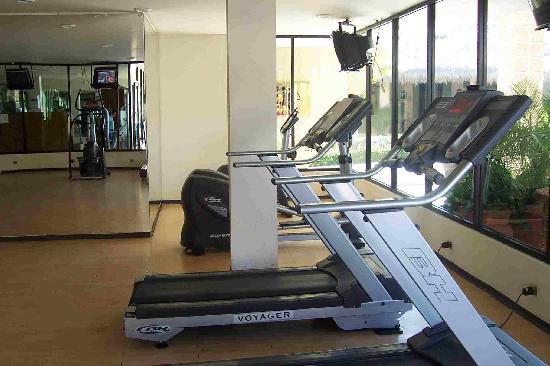 salle de sport 1 picture of sandos caracol eco resort playa tripadvisor