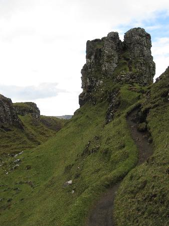 Fairy Glen: The turret-(it has a name but I forget it)