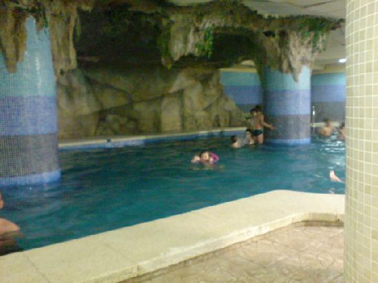 H TOP Royal Star & SPA: indoor pool