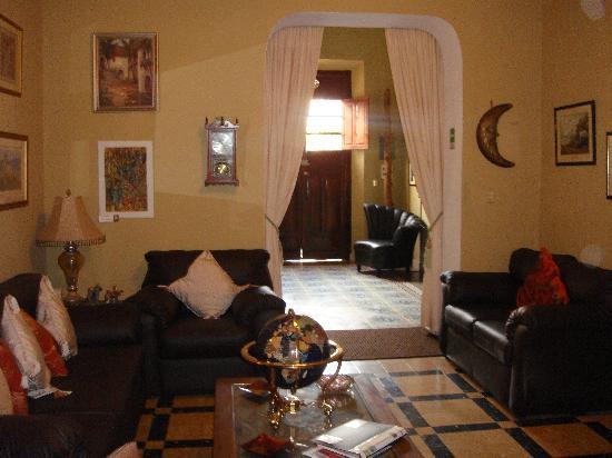 Hotel Zamna: Very pleasant