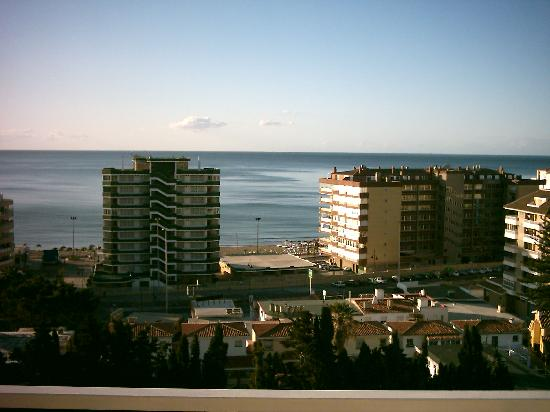 Hotel Monarque Torreblanca: View from room