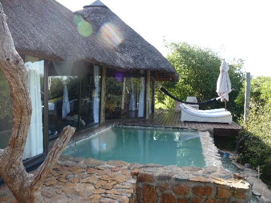 Leopard Hills Private Game Reserve: our suite
