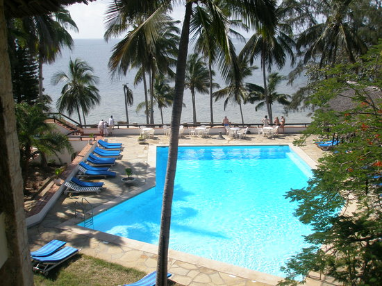 Vasco da Gama : swiming pool