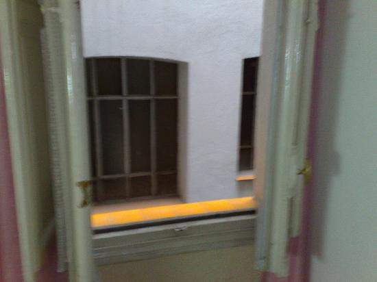 Galicia Hostel : Zimmerausblick
