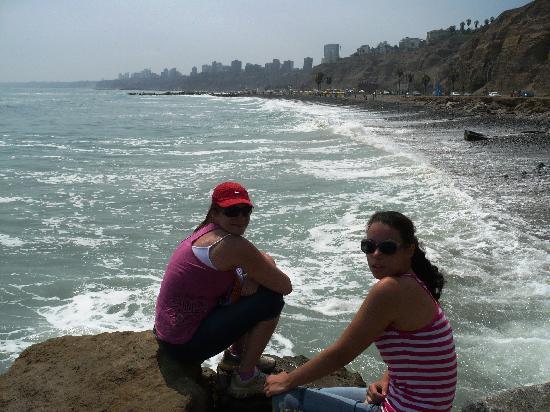 mas playa en Lima