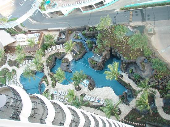 Paradise Pool Hhv Picture Of Hilton Grand Vacations At Hilton