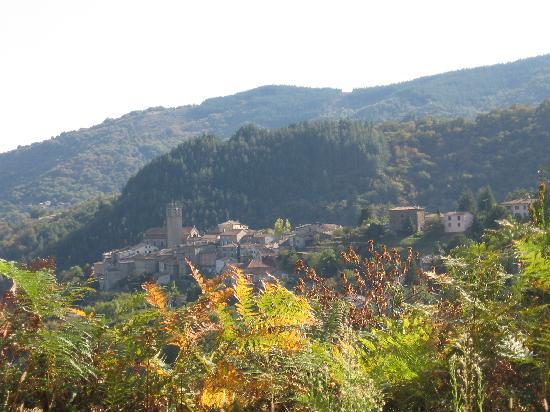 Le Balastou : Le village