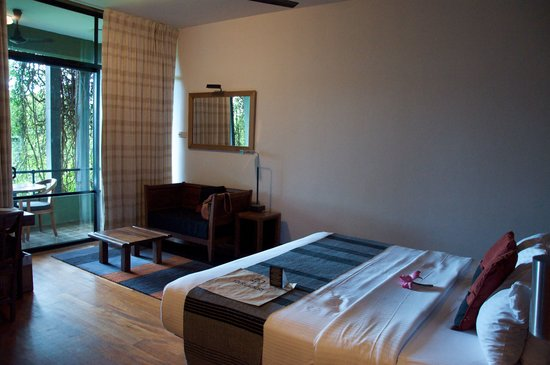 Heritance Kandalama: Bedroom