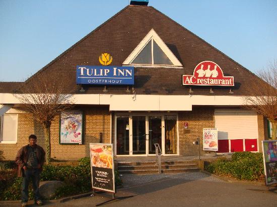 Tulip Inn Oosterhout : Entrance