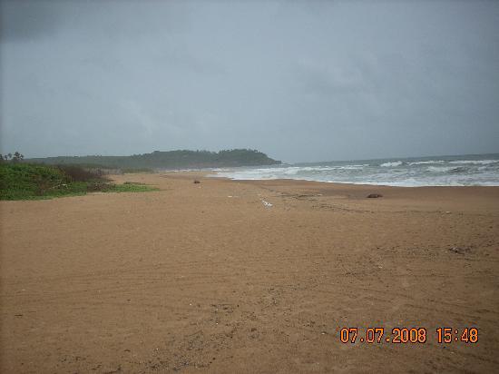 ฟีนิกซ์ พาร์คอินน์ รีสอร์ท: The clean Candolim beach 5 mins walk away