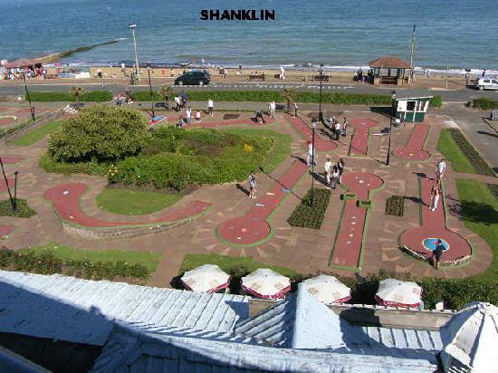 Isle of Wight, UK: Shanklin