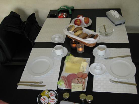 Strandhörn Golfhouse: Frühstück :)
