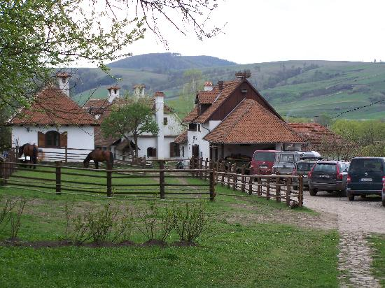 Count Kalnoky's Guesthouses: View of the guesthouses