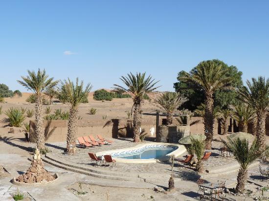 Auberge Chez Tihri 'Suerte Loca': piscina