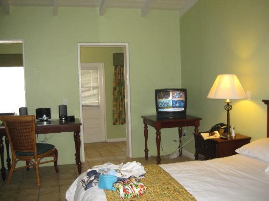 Chesapeake Beach Resort: efficancy bed room
