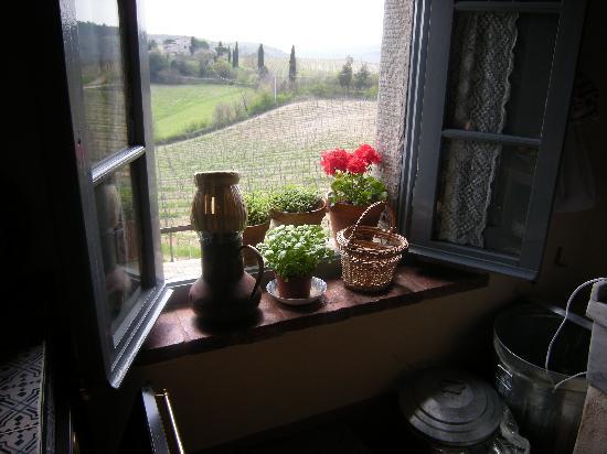 La Finestra Della Cucina Di Elena Picture Of Borgo Argenina Gaiole In Chianti Tripadvisor