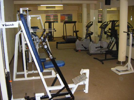 Gym Picture Of Portblue Club Pollentia Resort Spa Alcudia