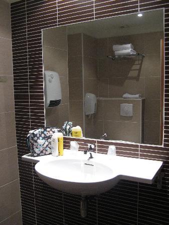 Citotel Criden: Salle de bains
