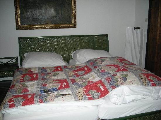 Haus Wartenberg: Bed