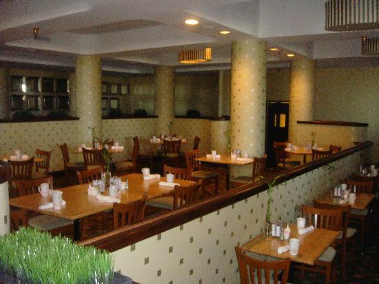 DoubleTree Denver Aurora: restaurant
