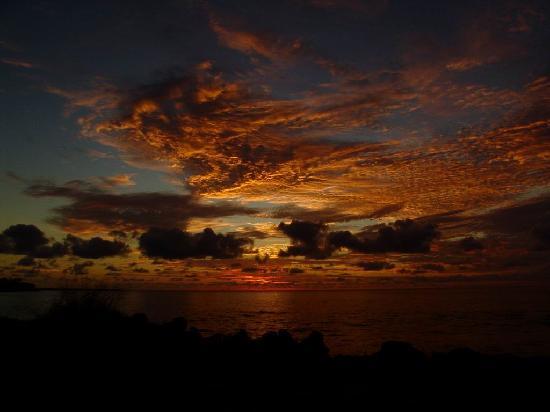 Santo Tomé y Príncipe: Before sun rise at Sao Tome