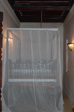 bedroom at baytil ajaib