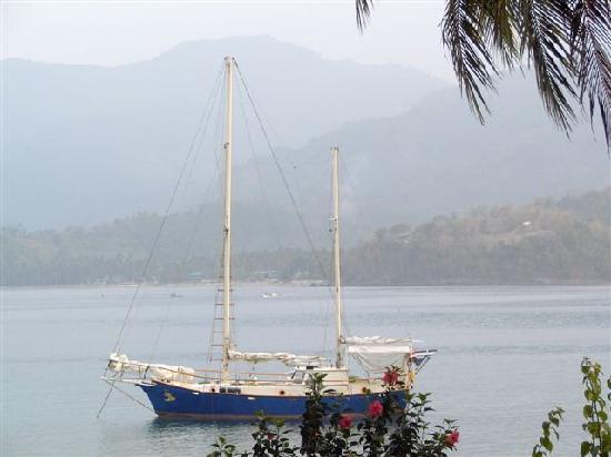 Encenada Beach Resort: Idyllic Bay - Shelter where Pirate Galeons used to hide