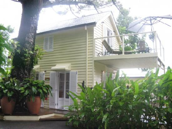 port douglas cottage and lodge: The Port Douglas Cottage