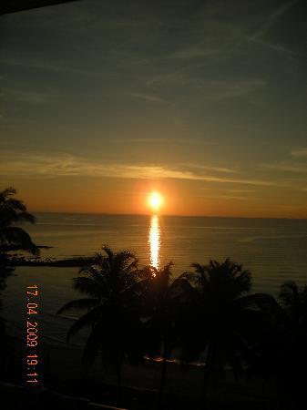Seri Bulan Port Dickson : sunset 1