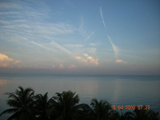 Seri Bulan Port Dickson : morning sky