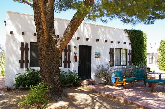 White Stallion Ranch: accommodation