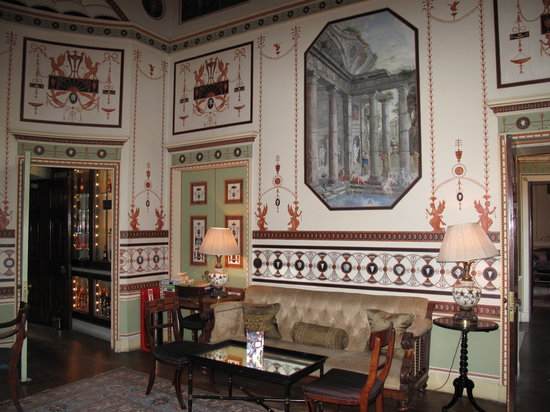 Home House: the Etruscan room
