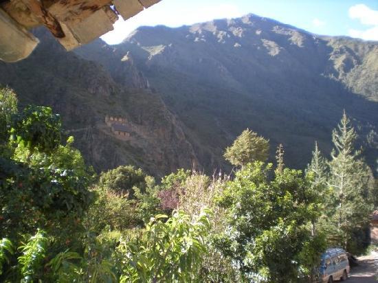 Hostal La Nusta : View from La Nusta