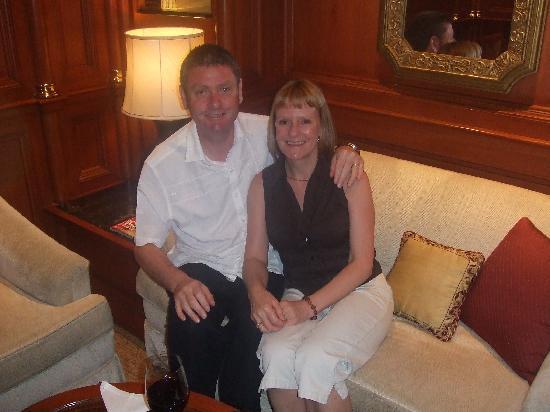 Taj Mahal Hotel : Club Lounge