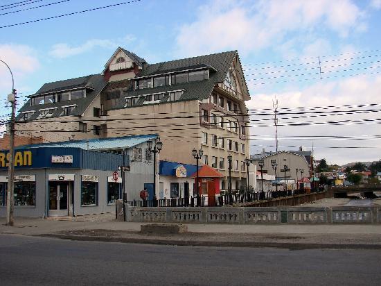 Best Western Hotel Finis Terrae: vista do hotel