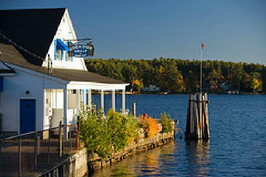 Wolfeboro Dockside Grille & Dairy Bar.