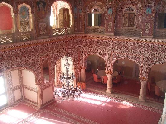 Samode, อินเดีย: Dunbar Halls