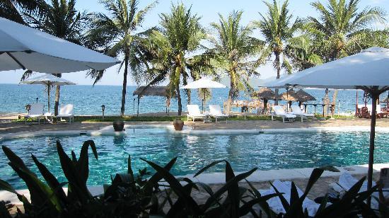 Evason Ana Mandara Nha Trang: piscine 1