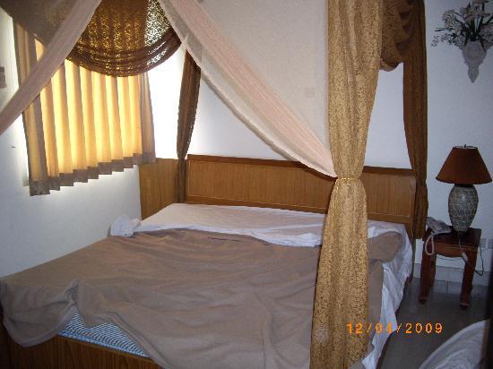 هاوارد سكوير بوتيك هوتل: Bedroom